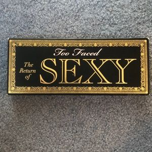 Too Faced Sexy Pallet